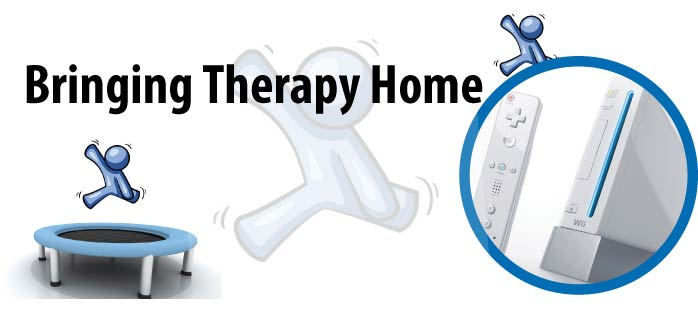 Bringing Therapy Home Article Banner