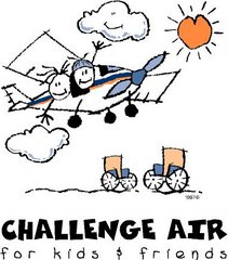 Challenge Air childrens charity non-profit