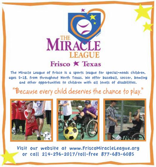 Miracle League Ad