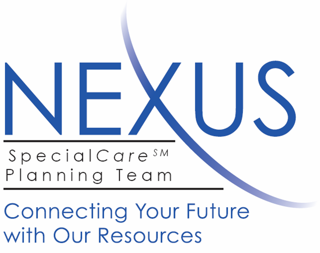 nexus special care planning financial resource