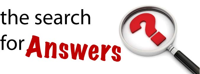 Search for Answers Article Banner