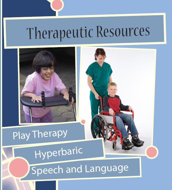 Therapeutic Resources